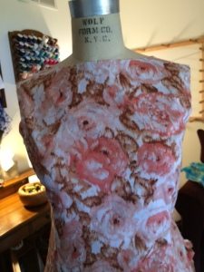 rose dress 1