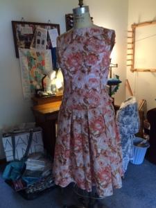 rose dress 2