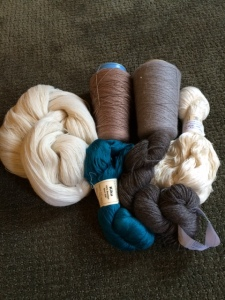 sheep and woolfest haul 2015