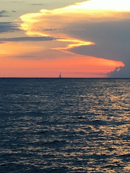 sister bay sunset 4
